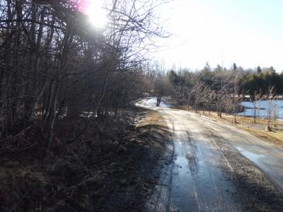 The good muddy road