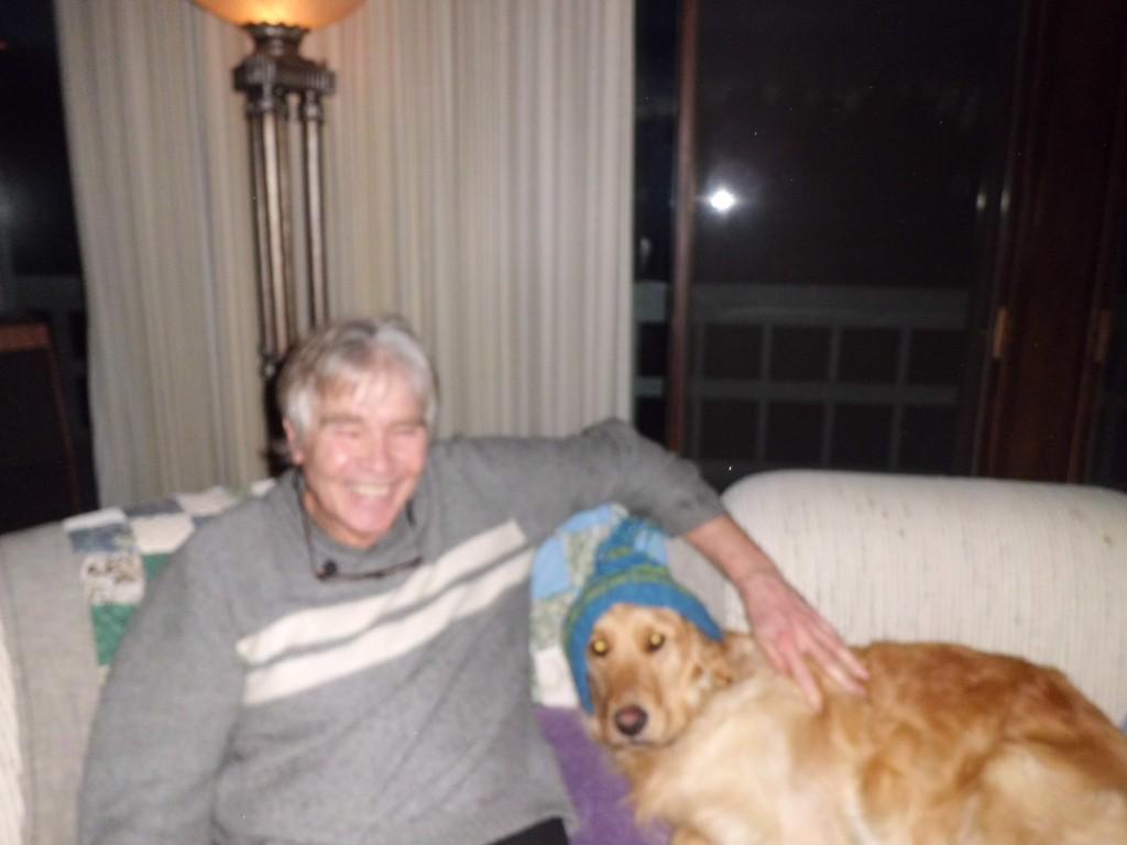 Craig and Hank Christmas 2013.